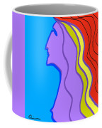 Woman 6 Coffee Mug