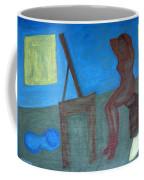 Woman After Bathing Coffee Mug