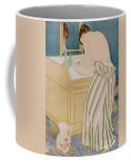 Woman Bathing Coffee Mug