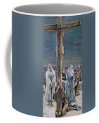 Woman Behold Thy Son Coffee Mug