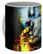 Woman Face Coffee Mug