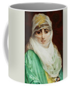 Woman From Constantinople Coffee Mug