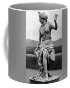 Woman Sculpture Nc Coffee Mug