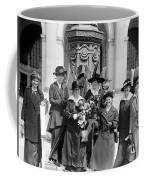 Woman Suffrage - Political Campaign Rose Winslow - Lucy Burns - Doris Stevens - Ruth Astor Noyes Etc Coffee Mug
