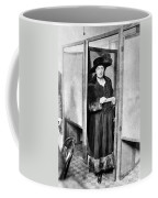 Woman: Voting, 1920 Coffee Mug