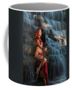 Woman Warrior Coffee Mug