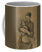 Woman With A Child On Her Lap The Hague, March 1883 Vincent Van Gogh 1853 - 1890 Coffee Mug