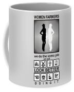 Women Farmers Coffee Mug