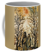 Women In Harmattan Coffee Mug