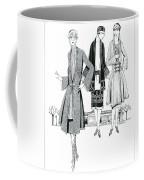 Womens Fashion, 1926 Coffee Mug