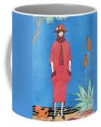 Womens Fashion, George Barbier, 1921 Coffee Mug