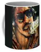 Wonder - Seeing Beyond Sight Coffee Mug by Reggie Duffie