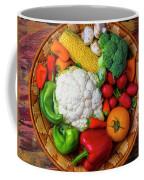 Wonderful Fresh Vegetables Coffee Mug