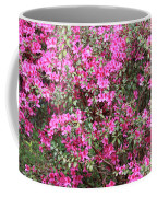 Wonderful Pink Azaleas Coffee Mug