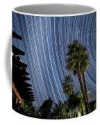 Wonky Star Trails Coffee Mug