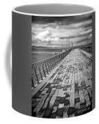 Wood And Pier Coffee Mug