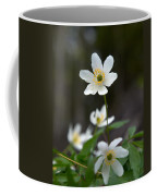 Wood Anemone  Coffee Mug