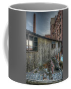 Wood Bridge Coffee Mug