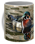 Wood Duck 1 Coffee Mug