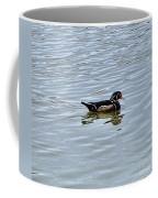 Wood Duck 2 Coffee Mug