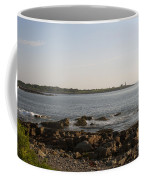 Wood Island Lighthouse 1 Coffee Mug