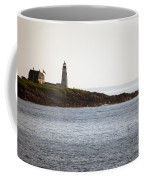 Wood Island Lighthouse 2 Coffee Mug