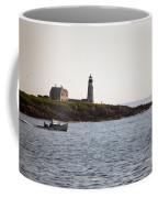 Wood Island Lighthouse 3 Coffee Mug