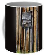 Wood On Wood Coffee Mug