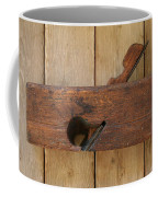 Wood Plane 3 Coffee Mug