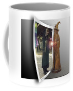 Wood Spell Coffee Mug
