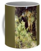 Wood-sprite Anders Zorn Coffee Mug