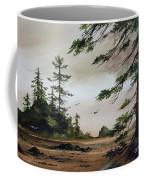 Wooded Shore Coffee Mug