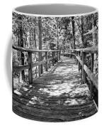 Wooden Boardwalk B Coffee Mug