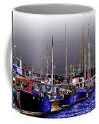 Wooden Boats 2 Coffee Mug