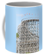 Wooden Coaster Coffee Mug