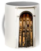Wooden Door 1 Coffee Mug