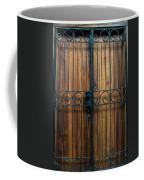 Wooden Door 2 Coffee Mug