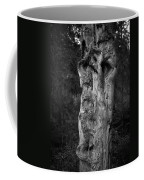 Wooden Face 2 Coffee Mug