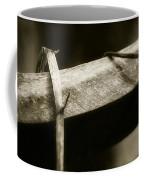 Wooden Fence Part 1 Coffee Mug