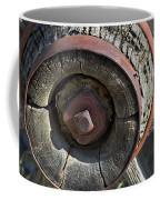 Wooden Hub Coffee Mug
