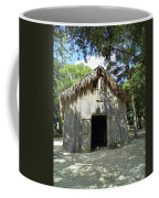 Wooden Mission Of Nombre De Dios Coffee Mug