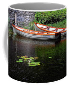 Wooden Rowboats Coffee Mug