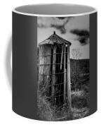 Wooden Silo Coffee Mug