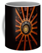 Wooden Spokes Coffee Mug
