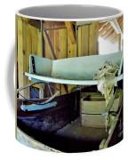 Wooden Wagon Seat Coffee Mug