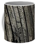 Wooden Water Wheel Coffee Mug