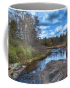 Woodhull Creek In May Coffee Mug