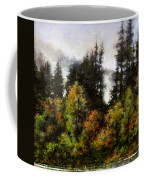 Woodland Bottoms In April Coffee Mug
