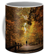 Woodland Promenade Coffee Mug