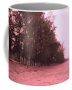 Woodlands At The Beach Coffee Mug